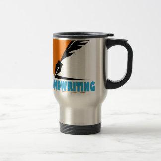 23rd January - Handwriting Day Travel Mug