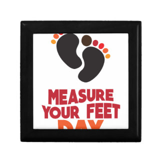 23rd January - Measure Your Feet Day Gift Box