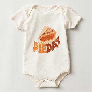 23rd January - Pie Day - Appreciation Day Baby Bodysuit