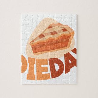 23rd January - Pie Day - Appreciation Day Jigsaw Puzzle
