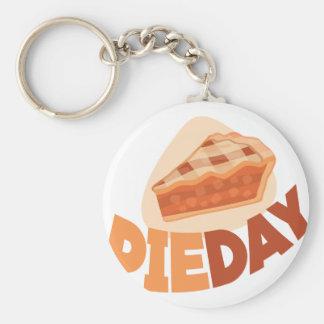 23rd January - Pie Day - Appreciation Day Keychain