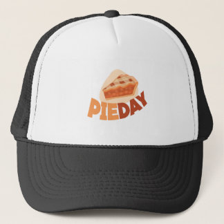 23rd January - Pie Day - Appreciation Day Trucker Hat