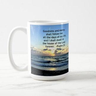 23RD PSALM SUNRISE PHOTO DESIGN COFFEE MUG