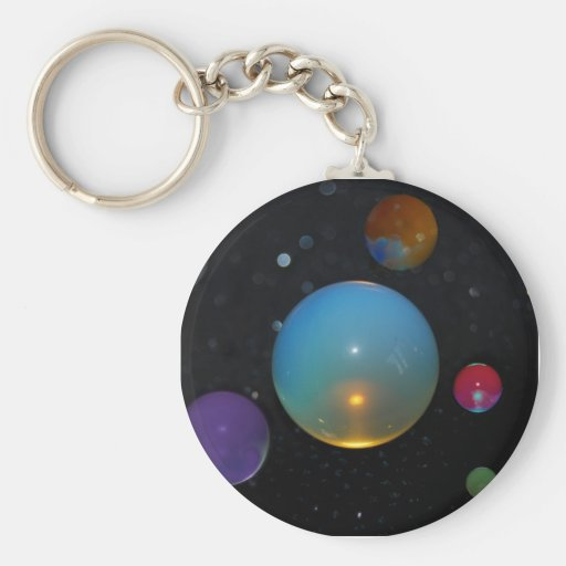 23rd Universe Keychain
