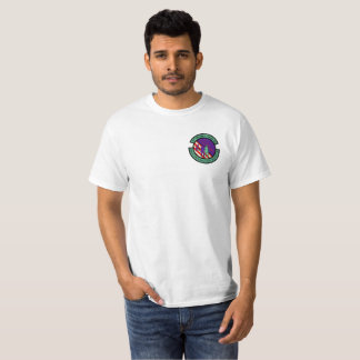 23SPS 23rd Security Police Squadron Patch T-Shirt