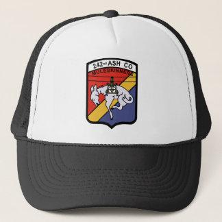 242nd ASH Company Muleskinners Trucker Hat