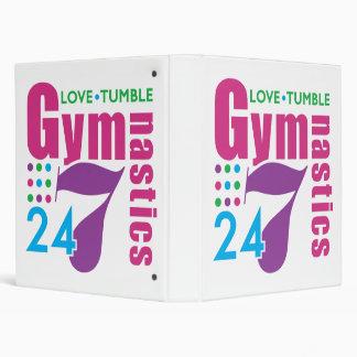 247 Gymnastics Binder