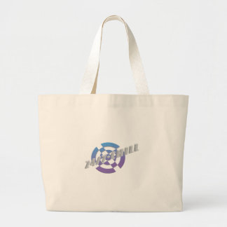 24-7 chill large tote bag