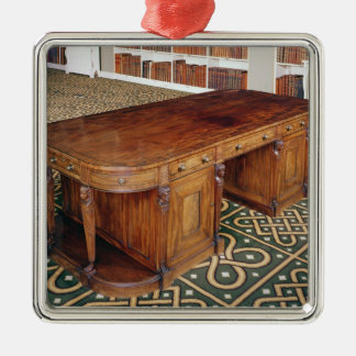 24:Desk by Thomas Chippendale Jr, 1805 Metal Ornament