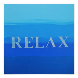 24 inch x 24 inch Value Poster Paper Relax