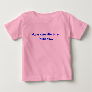 24 Month Girl with Logo Baby T-Shirt