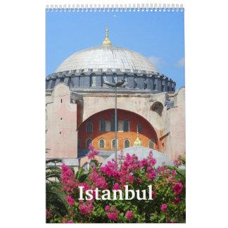 24 month Istanbul calendar