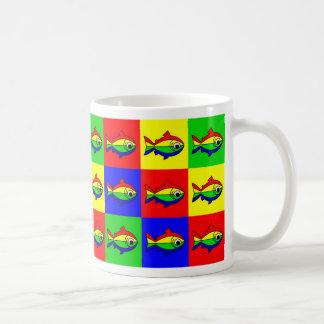 24 Oncor Hynchus Mykiss - 24 Raibow Trouts Coffee Mug