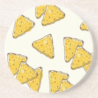 24th February-Tortilla Chip Day - Appreciation Day Coaster