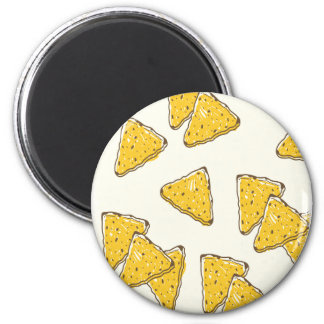 24th February-Tortilla Chip Day - Appreciation Day Magnet