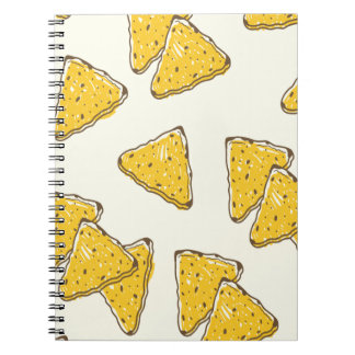 24th February-Tortilla Chip Day - Appreciation Day Spiral Notebook