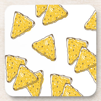 24th February - Tortilla Chip Day Coaster