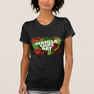 24th February - Tortilla Chip Day T-Shirt