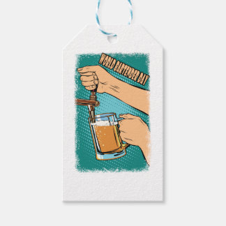24th February - World Bartender Day Gift Tags