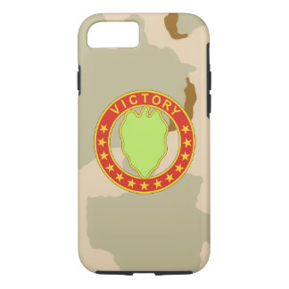 "24th Infantry Division  ""Desert Camo"" iPhone 7 Case"
