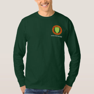 24th Infantry Division Long Sleeve Tee