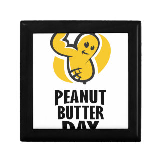 24th January - Peanut Butter Day Gift Box