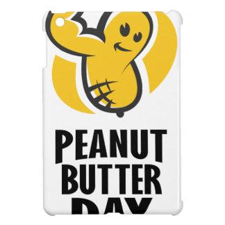 24th January - Peanut Butter Day iPad Mini Cover
