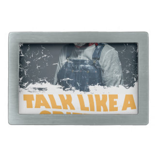 24th January - Talk Like A Grizzled Prospector Day Belt Buckles