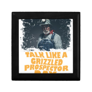 24th January - Talk Like A Grizzled Prospector Day Gift Box