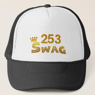 253 Washington Swag Trucker Hat