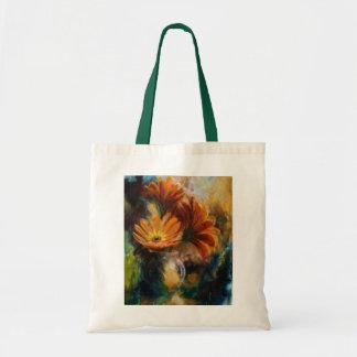 2549 Serendipitous Midday Marigold design tote bag