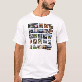 25 Instagram Photos T-Shirt