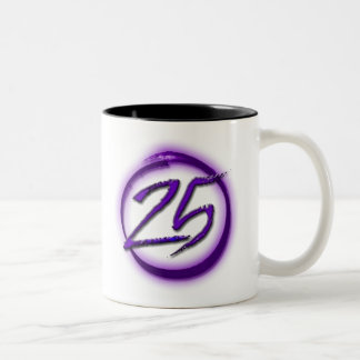 25 Shades of Purple Coffee Mug