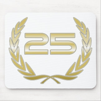 25 Years Mouse Pad