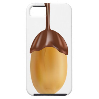 25th February - Chocolate-Covered Peanuts Day iPhone 5 Case
