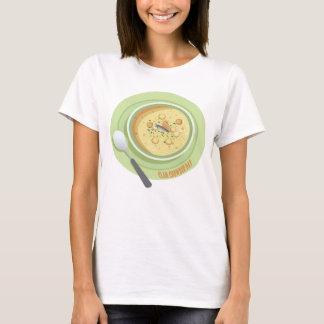 25th February Clam Chowder Day - Appreciation Day T-Shirt