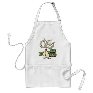 25th February - World Sword Swallower's Day Standard Apron
