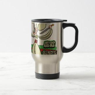 25th February - World Sword Swallower's Day Travel Mug