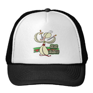 25th February - World Sword Swallower's Day Trucker Hat