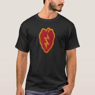 25th ID Infantry Division Veterans Vets LRRP T-Shirt