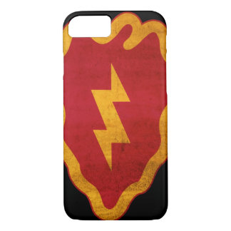25th Infantry Division Distressed iPhone 7 iPhone 7 Case