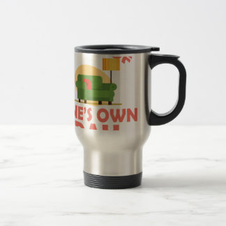 25th January - A Room Of One's Own Day Travel Mug