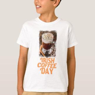 25th January - Irish Coffee Day T-Shirt