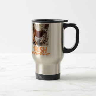 25th January - Irish Coffee Day Travel Mug