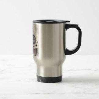 25th wedding husband poem travel mug