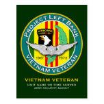 265th RRC PLB - ASA Vietnam Post Cards