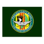 265th RRC PLB - ASA Vietnam Postcard