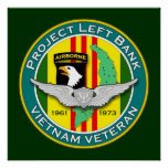 265th RRC PLB - ASA Vietnam Print