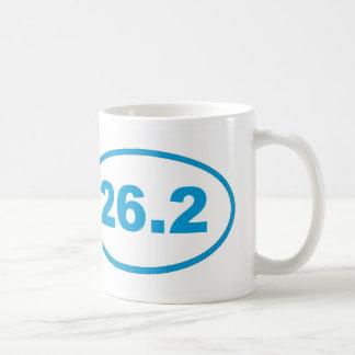 26.2 Cyan Blue Coffee Mug