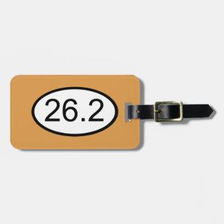26.2 LUGGAGE TAG